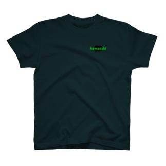 カワサキ シリーズ T-shirts