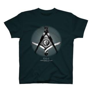 秘密結社クレスメイソン T-shirts