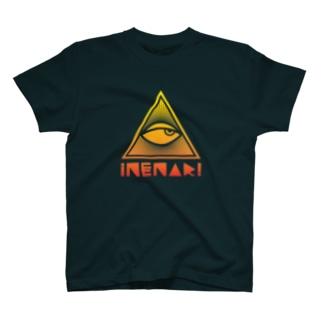 【T色選可】イネナリのロンパリビデンスの目(かっこいいグラデその1) T-shirts