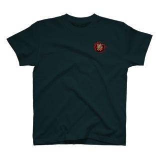 輪入道 T-shirts
