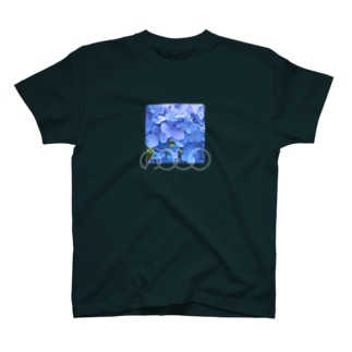 あじさい青❶ T-shirts