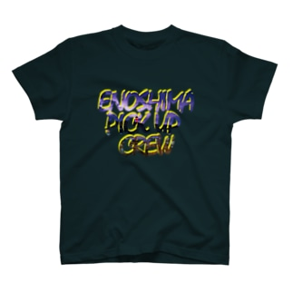 ENOSHIMA PICK UP CREW T-shirts