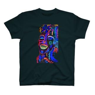 BLAST BLACK T-shirts