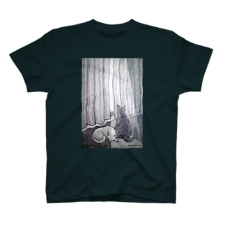 light coming in T-shirts