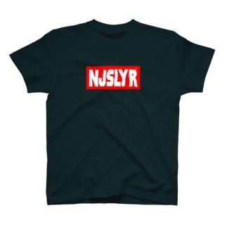 NJSLYR LOGO RW T-shirts