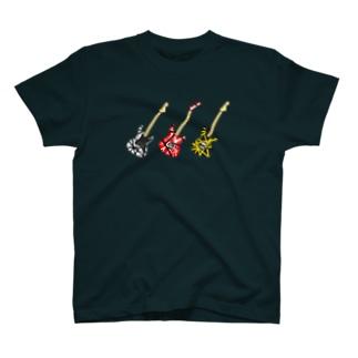 ギター T-shirts