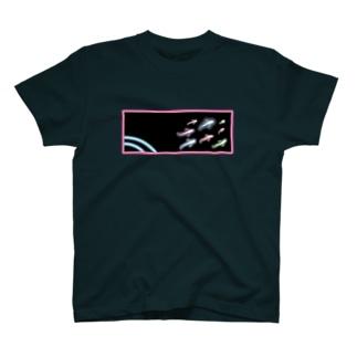 メダカの夜 T-shirts