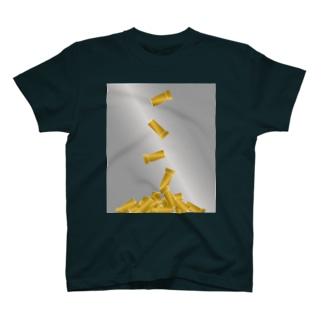 バレットレイン【薬莢】 T-shirts