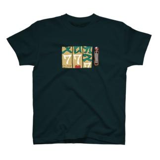 スロカスくん T-shirts