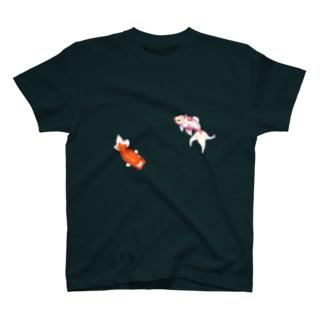 藤錦 オリT T-shirts
