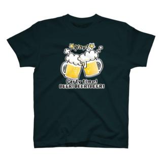 CT125 BEER!BEER!BEER! T-shirts