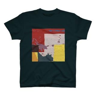 Cellophane セロファン Type2 - Close up shot T-shirts