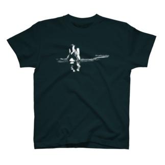 オシドリ T-shirts