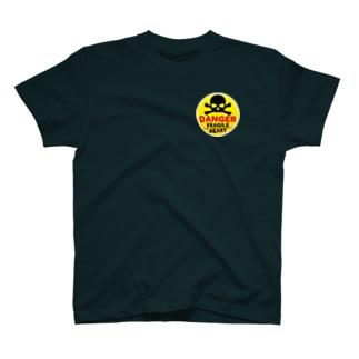 FRAGILE HEART -yellow-  T-shirts