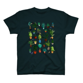 観葉植物 T-shirts