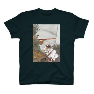花束 T-shirts