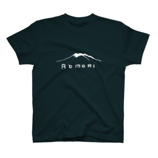 山の門の青森(白) T-Shirt