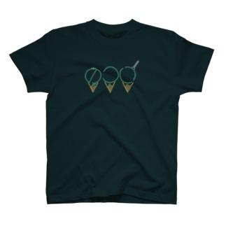 あつい ミント T-shirts