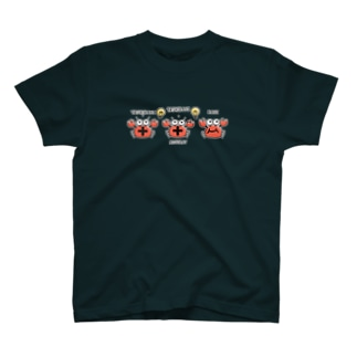たしかに たしかに ただのカニ*B T-Shirt