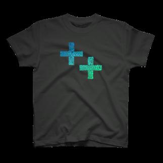 Qiita:Shopの++ VoronoiパターンTシャツ