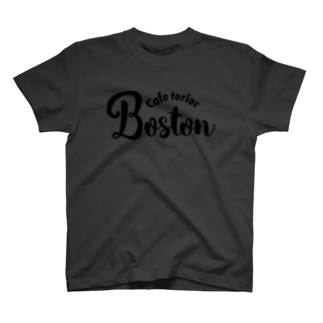 k-lab(ケイラボ)のCafe Terior Boston(B) Tシャツ