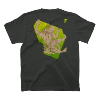 「鬼」 T-shirts