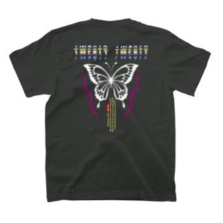 "TWENTY TWENTY ""BUTTER FLY"" T-shirts"
