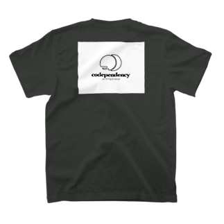 codependency ロゴ T-shirts