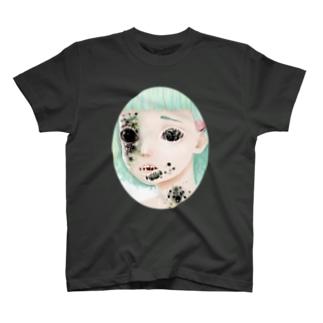 感染者 T-shirts