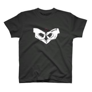 マネーハート T-shirts