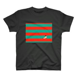 クロゴルファー T-shirts