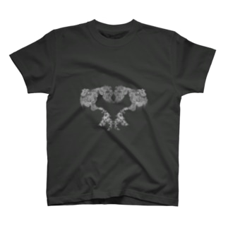 Heart Rocaille T-shirts