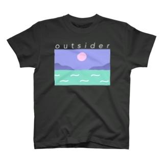 アウトサイダー T-shirts