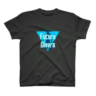 Future Divers T-shirts