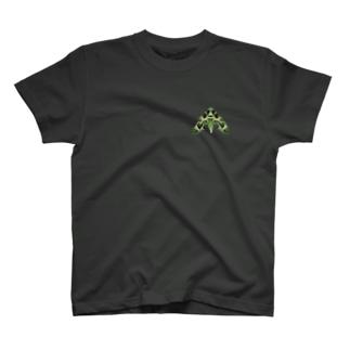 夾竹桃雀 T-shirts