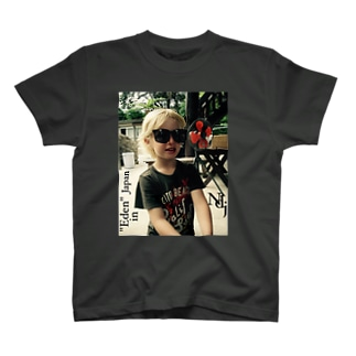 Noir de jais- series of   Eden T-shirts