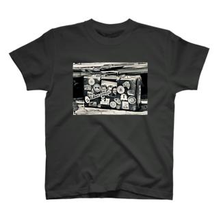 Liberオリジナル❤︎スーツケースデザイン T-shirts