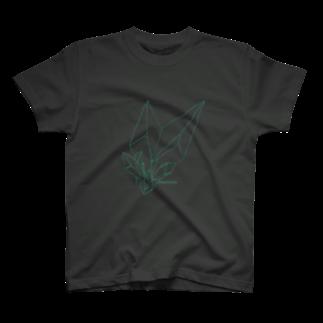 hironoのフォスフォフィライト T-shirts