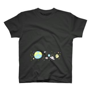 スペーストラベル T-shirts