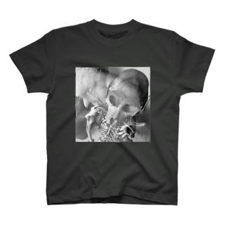 スカルヘッド T-shirts