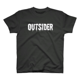 OUTSIDER(余所者) T-shirts