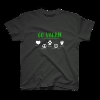 GO VEGANのGO VEGAN - TシャツB T-shirts
