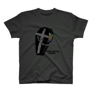 サイプレスキャット T-shirts
