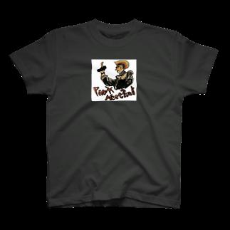 NM商会NAGオリジナルTシャツのPunk meet Punk  T-shirts