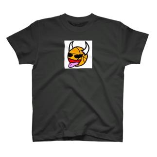 籠球あくま君 T-shirts