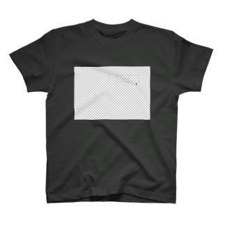 透明風不透明 T-shirts