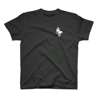 パンダちゃんスプリングA T-shirts