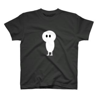 イツドコ白 T-shirts