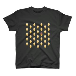💩 絵文字 うんちをさがせ🍦 T-shirts