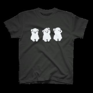 YOGODA JUNのマルチーズ T-shirts